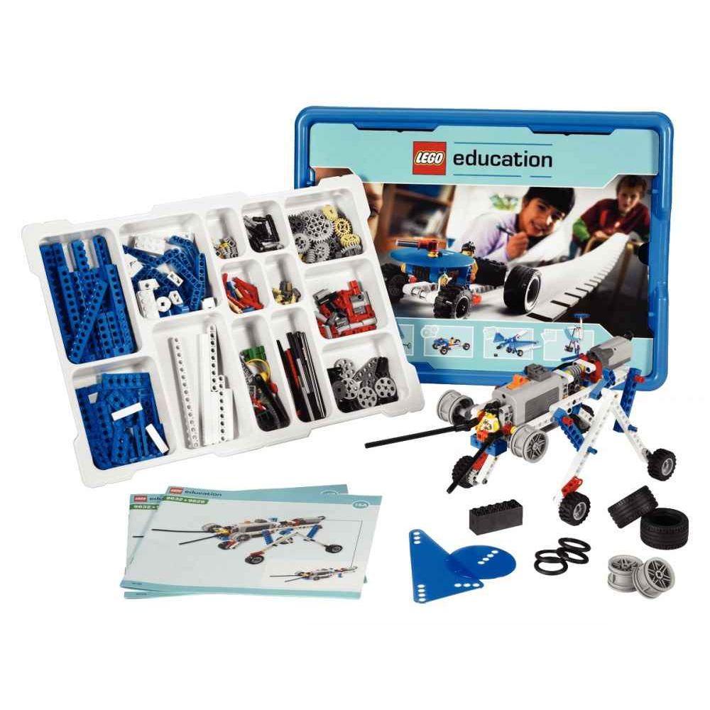 Machines simples motorisées LEGO