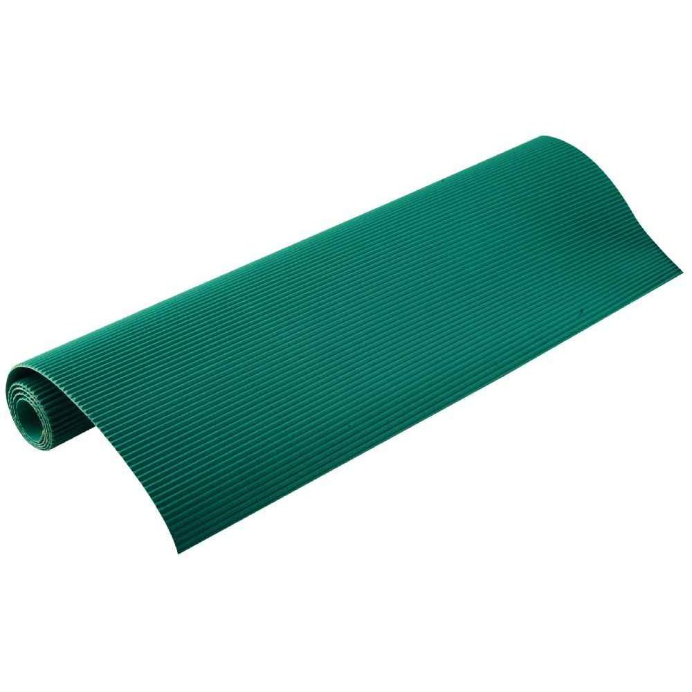 rouleau de carton ondule 50x70 vert pre cartons ondul s de couleur sur planet eveil. Black Bedroom Furniture Sets. Home Design Ideas