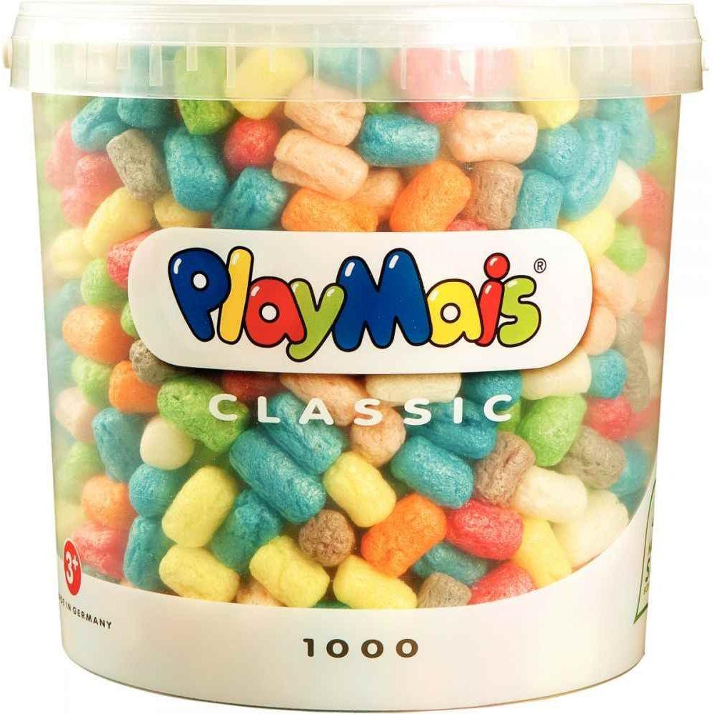 Seau de 1000 flocons PLAYMAIS