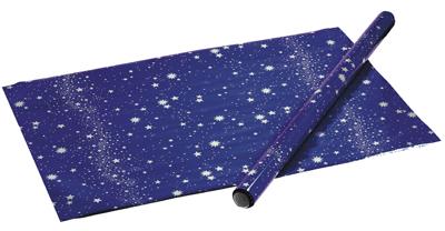 rouleau de papier m tallis ciel toil 150x70 cm maildor bolducs papiers cadeau sur. Black Bedroom Furniture Sets. Home Design Ideas