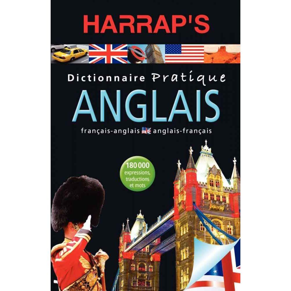 harrap 39 s dictionnaire pratique anglais fran ais fran ais anglais harrap 39 s dictionnaires. Black Bedroom Furniture Sets. Home Design Ideas