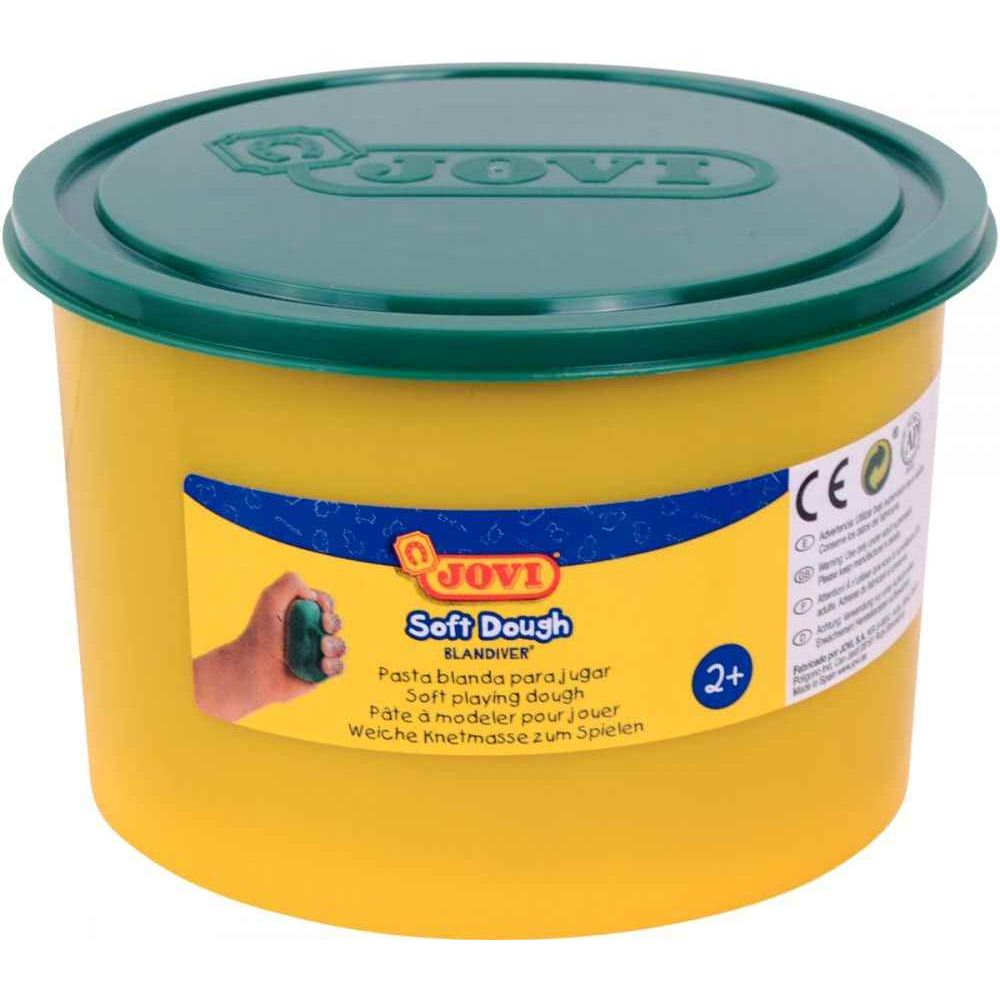 Pate à jouer Blandiver vert - Pot de 460 grammes