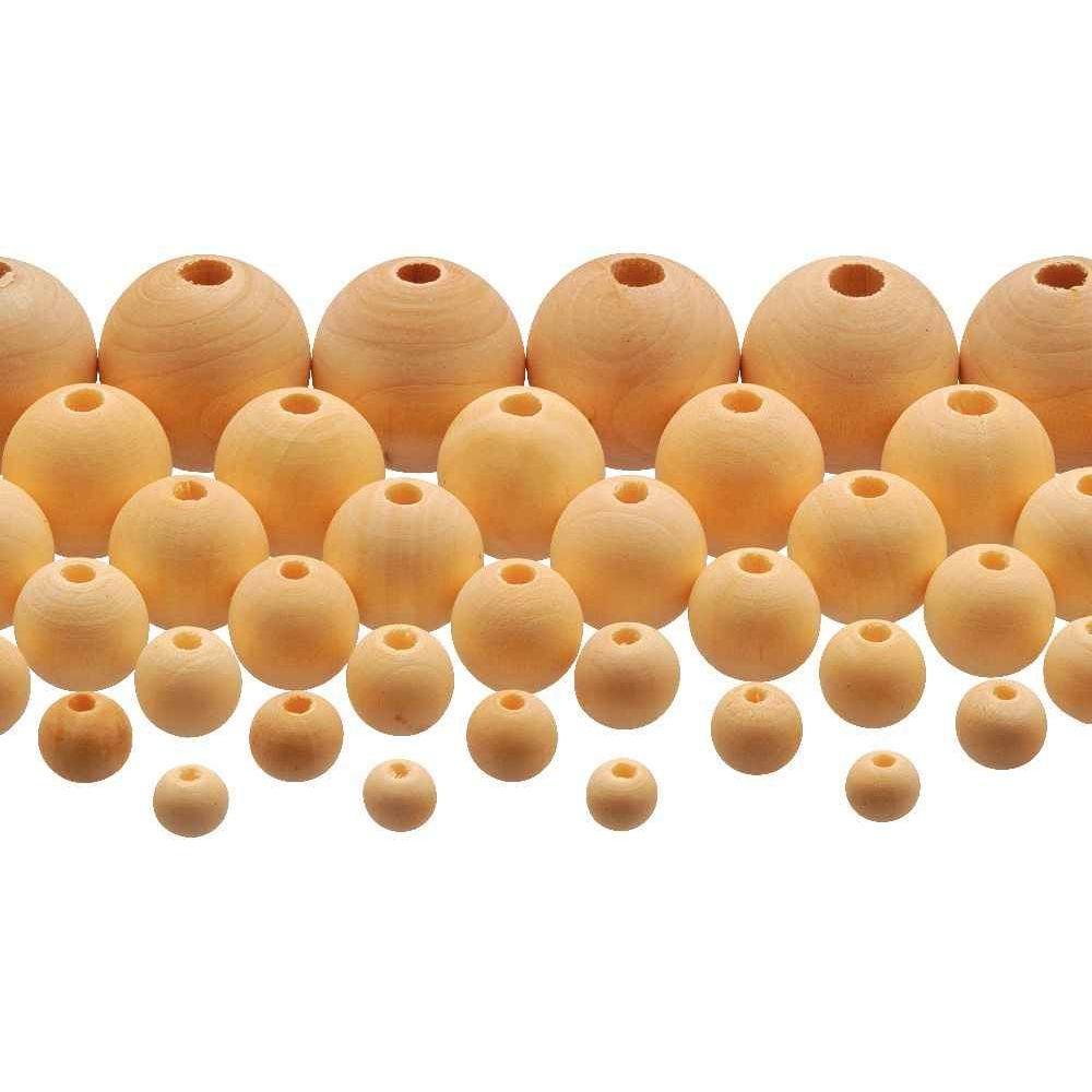 acheter perles bois