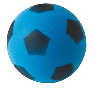 Balle soft mousse - Diamètre 120 mm - 40g