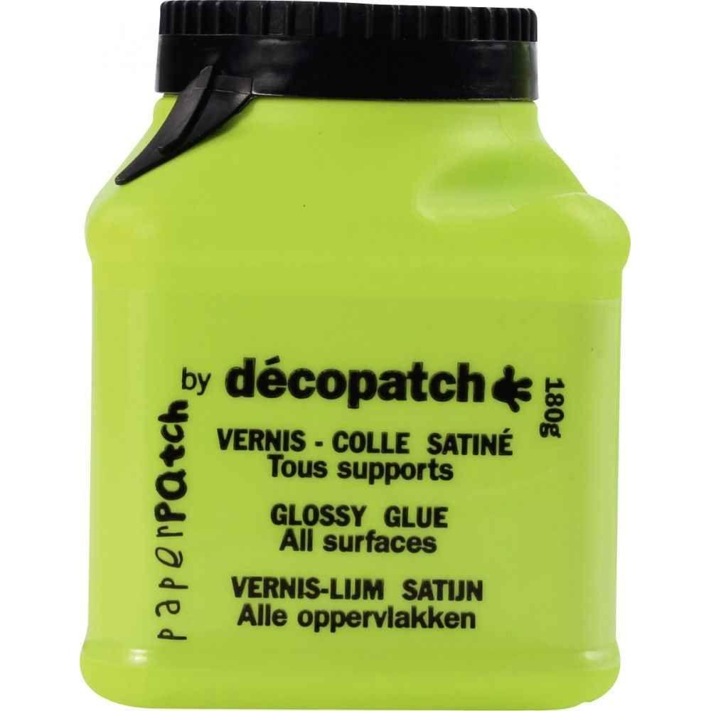 Vernis colle plastique - Pot de 150g