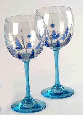 Peinture verre faience bo te de 10 flacons de 50ml for Enlever peinture sur verre