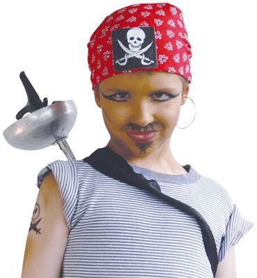 Galet maquillage eau palette de 8 oz international maquillage sur planet eveil - Maquillage pirate fille ...