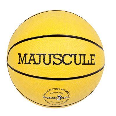 ballon de basket pour mini basket initiation taille 3. Black Bedroom Furniture Sets. Home Design Ideas