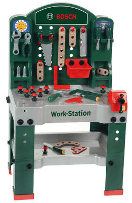 BOSCH Etabli Work-Station enfant