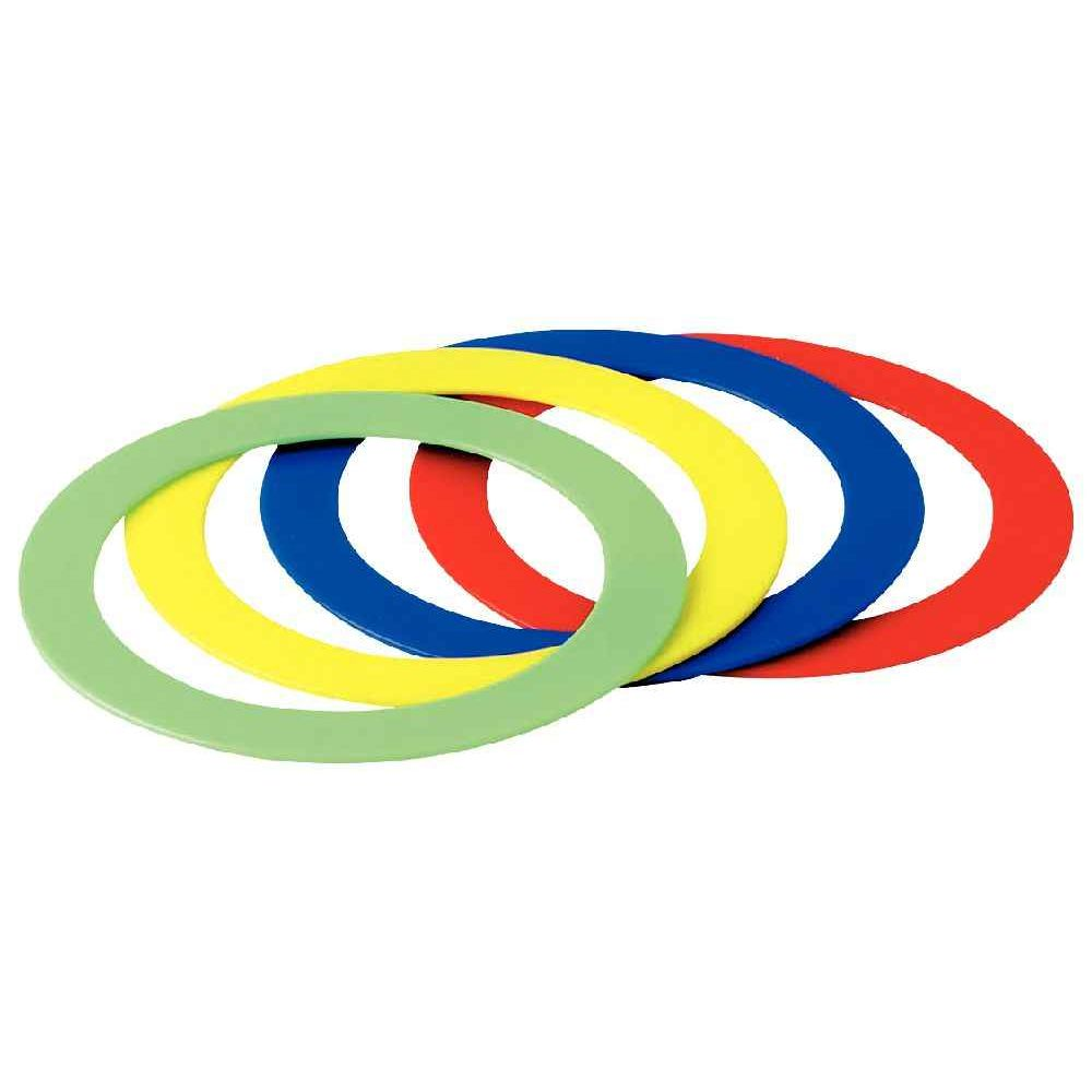 Anneaux de jonglage - Set de 12 pièces