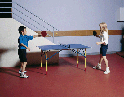 tennis table mini table hobby de ping pong cornilleau sports individuels sur planet eveil. Black Bedroom Furniture Sets. Home Design Ideas