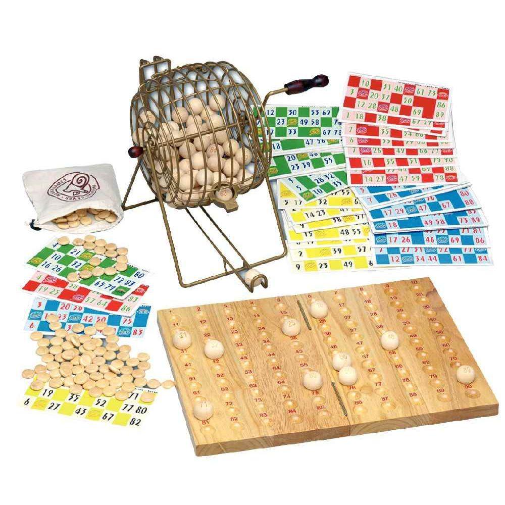 Jeu loto bingo de luxe