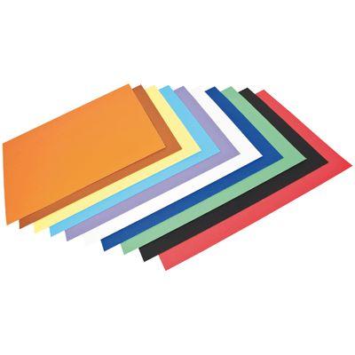 feuille carton couleur a3 340g paquet de 100 generic cartons en feuille d couper sur. Black Bedroom Furniture Sets. Home Design Ideas
