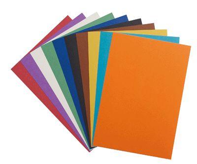 Feuille carton couleur a3 340g paquet de 100 generic cartons en feuille d couper sur - Feuilles de blettes en epinard ...