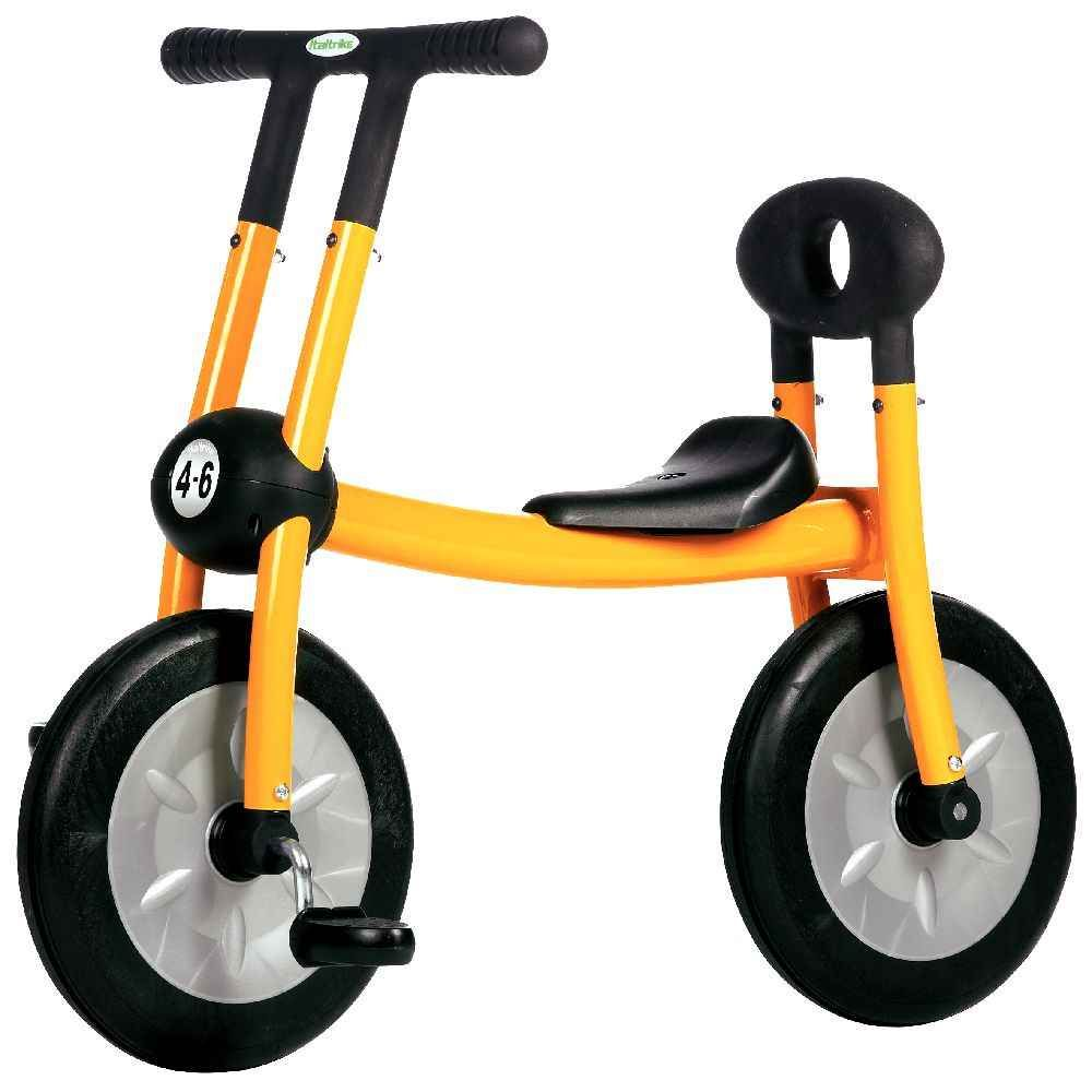 Vélo 4-6 ans - Jaune