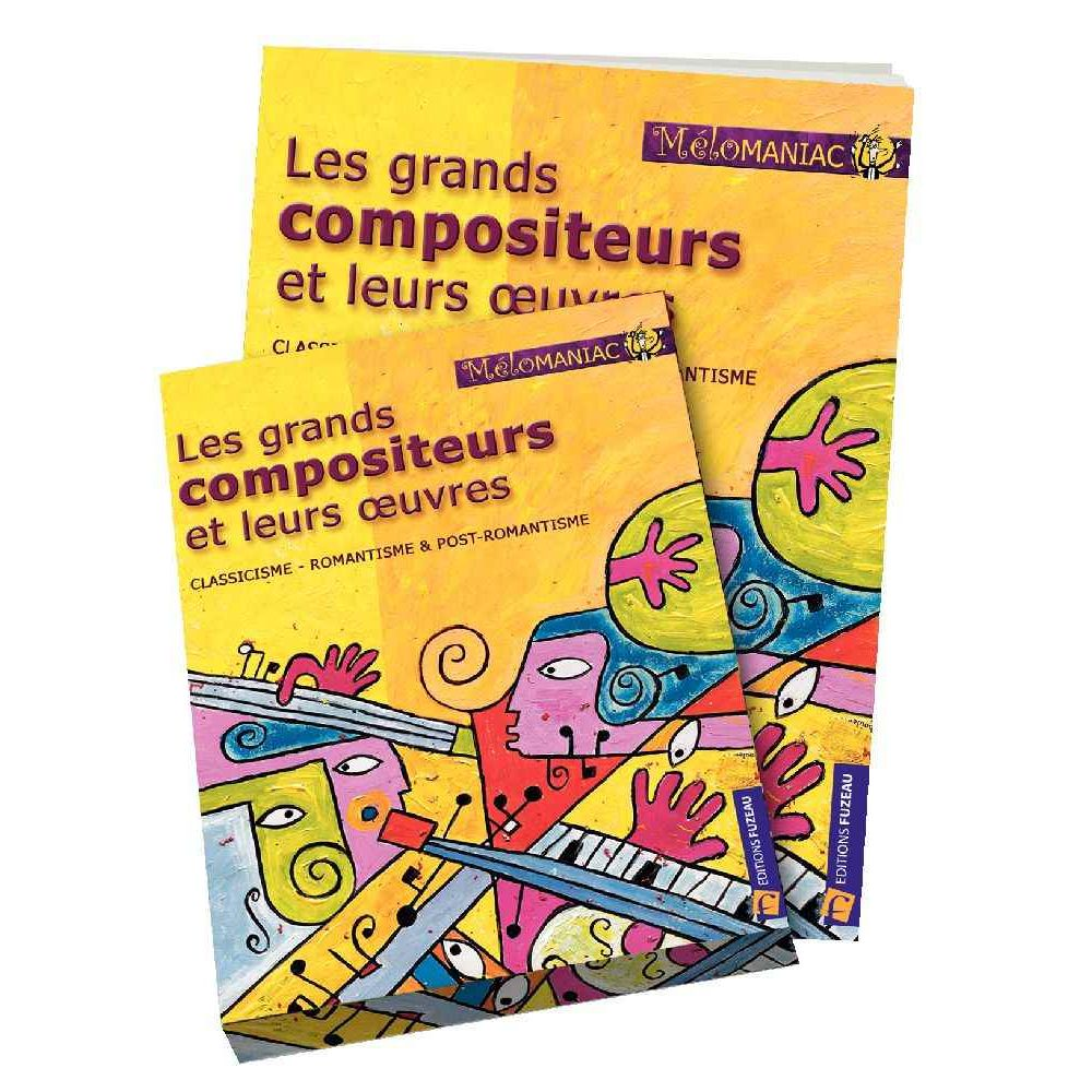 Coffret 'Les grands compositeurs et leurs oeuvres'