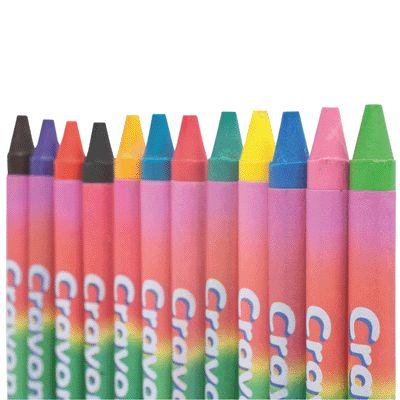 crayons la cire bo te de 300 craies pastels sur planet eveil. Black Bedroom Furniture Sets. Home Design Ideas