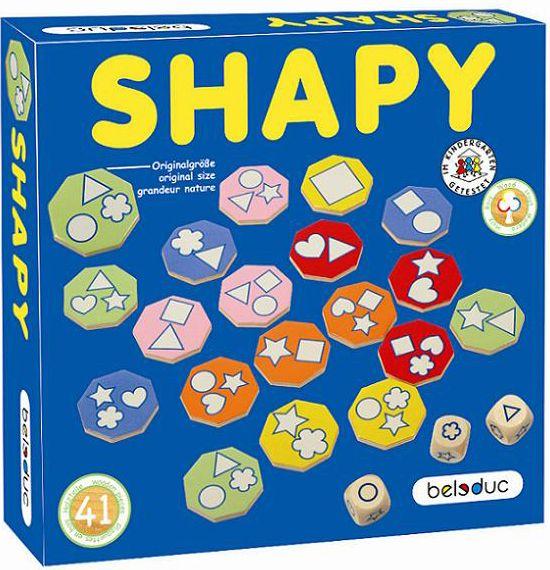 Shapy - Formes et couleurs