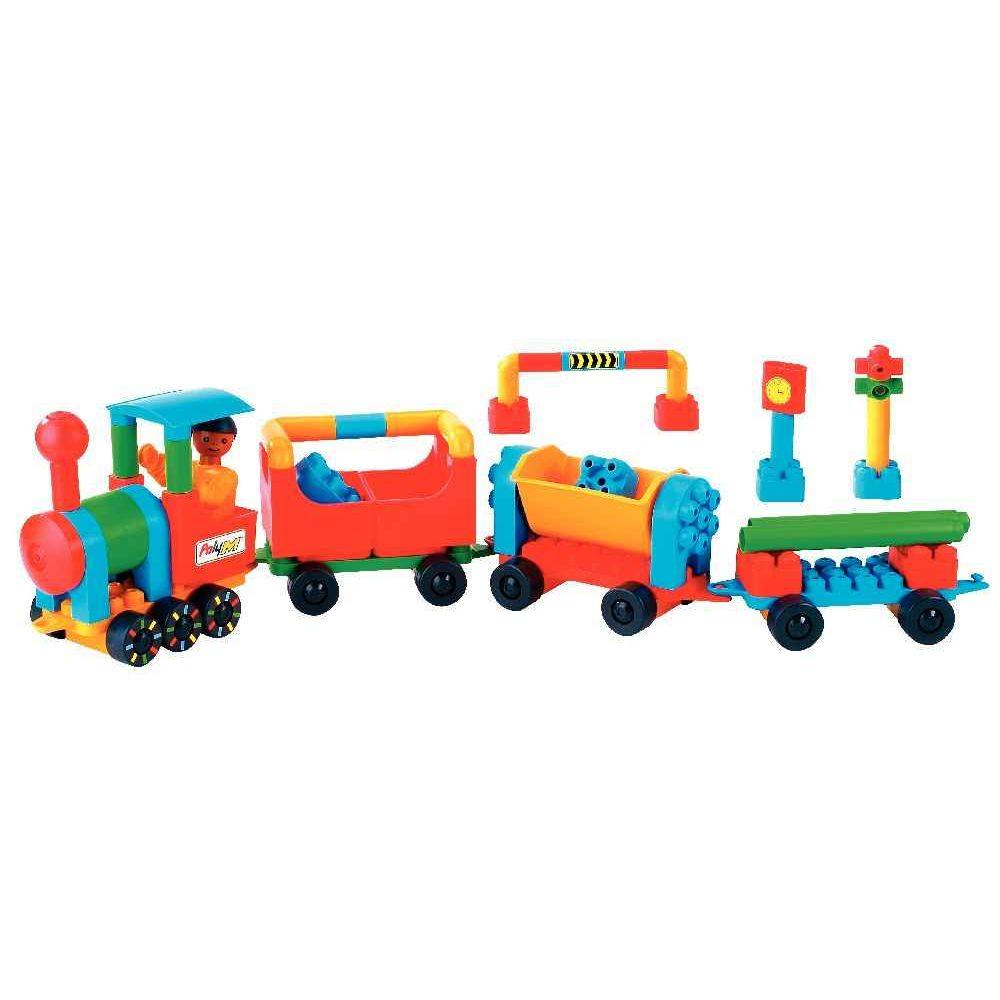 Maxi train poly'm