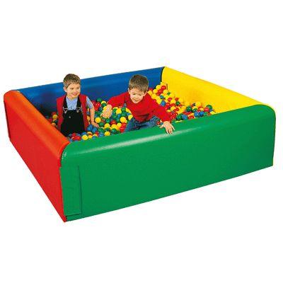 piscine balles 200x200x60 cm nowa szkola piscines balle sur planet eveil. Black Bedroom Furniture Sets. Home Design Ideas