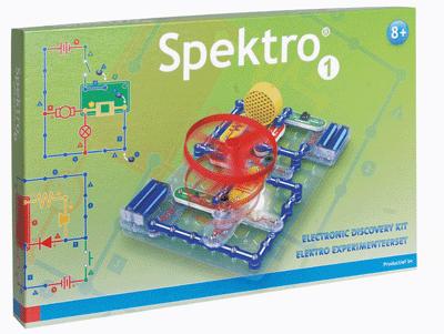 promotion Spektro - Découverte de l