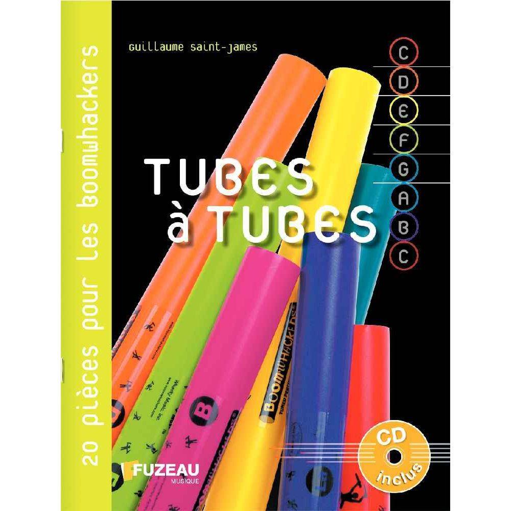 Méthode progressive 'Tubes à Tubes' + CD