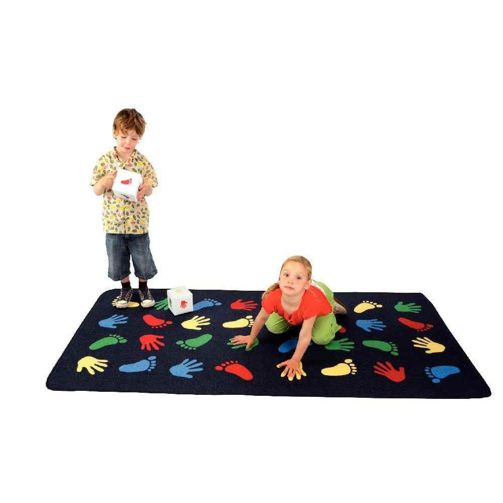 Tapis De Motricité Pas Cher tapis de sol géant 200x100 cm motricité pieds et mains