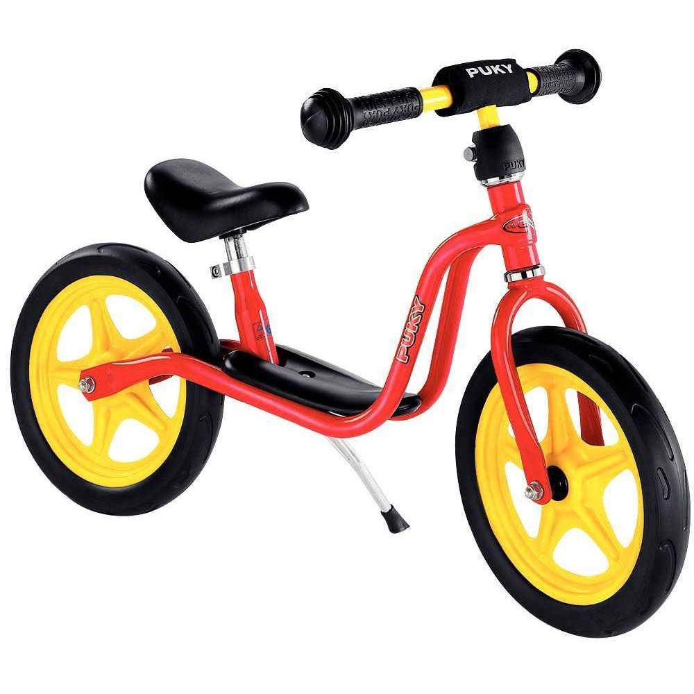 Draisienne 12'' 3 ans+ rouge