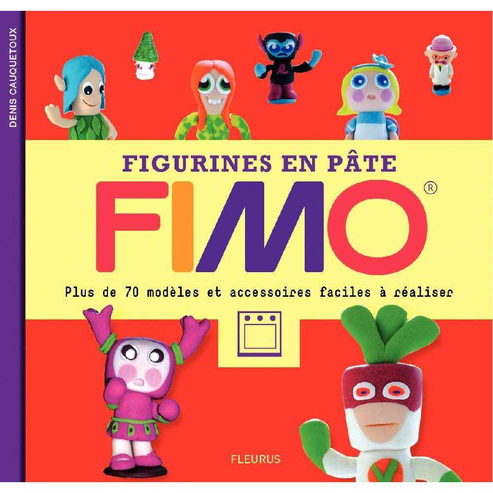 Manuel Figurines En Pate Fimo Plus De 70 Modeles Et Accessoires