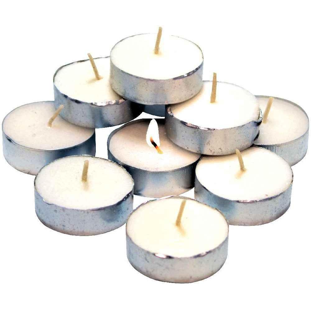 bougies chauffe plat lot de 10 bougies sur planet eveil. Black Bedroom Furniture Sets. Home Design Ideas