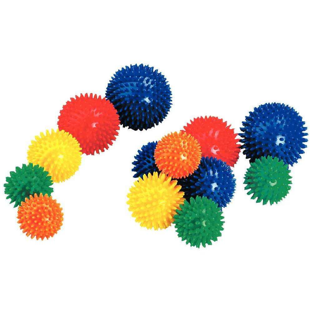Balles hérisson - Lot de 6