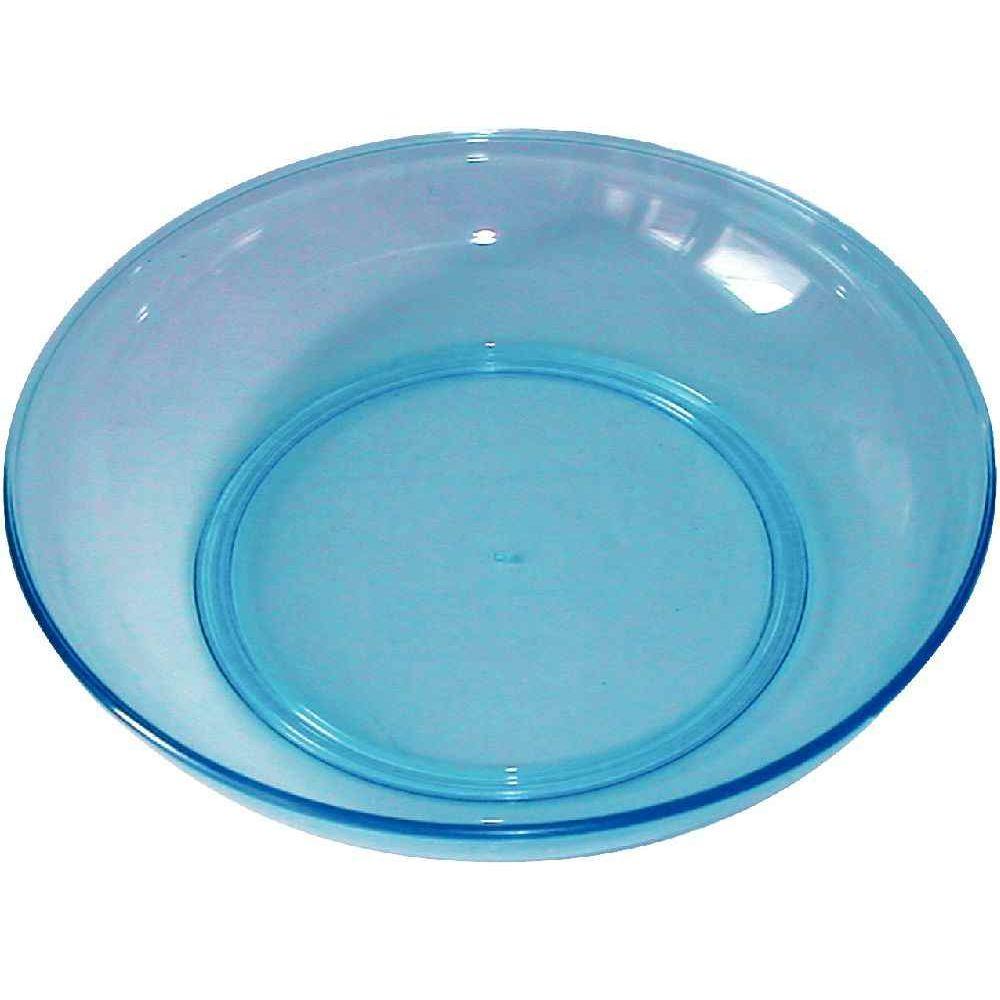 assiette creuse bleue pour micro ondes plastorex vaisselle sur planet eveil. Black Bedroom Furniture Sets. Home Design Ideas