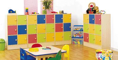 Meuble de rangement 9 cases nowa szkola meubles de - Meuble de rangement pour enfant ...
