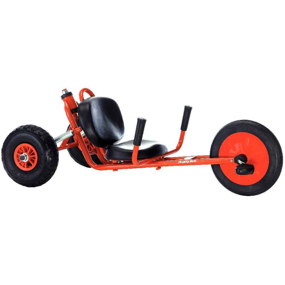 Tricycle à mains 4-7 ans - Rouge