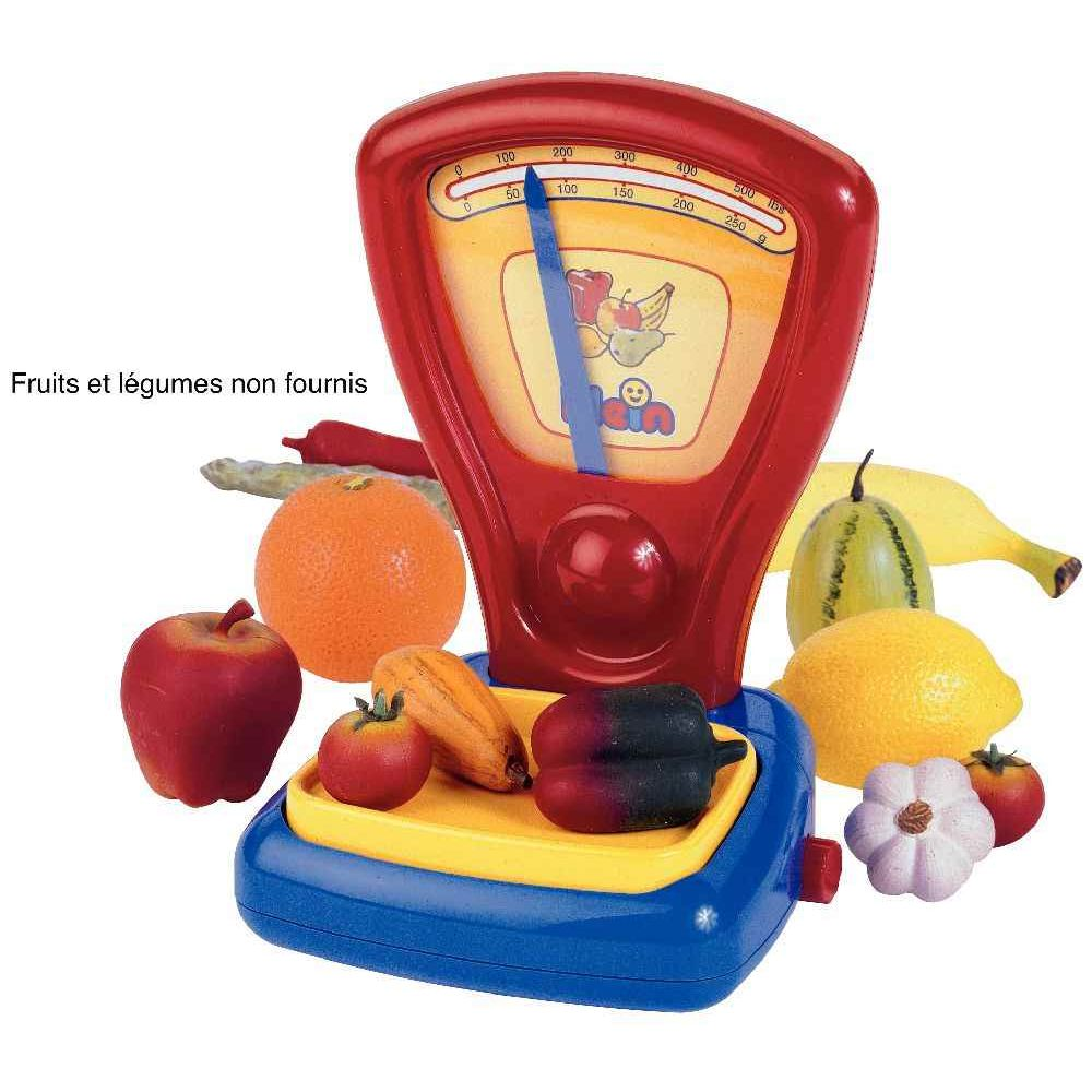 prix balance klein marchande et cuisine pour enfant jeux d 39 imiation pour enfant sur prix jouet. Black Bedroom Furniture Sets. Home Design Ideas