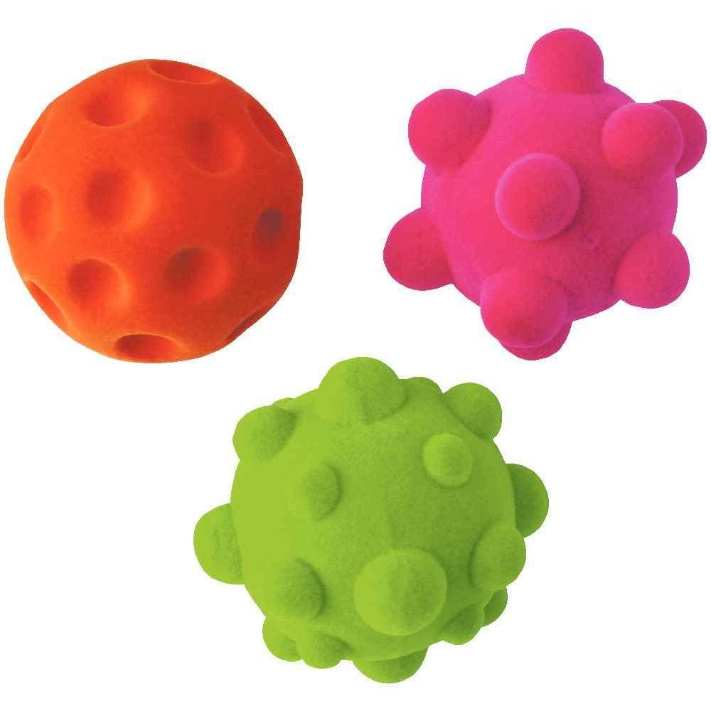 Balles Motricité - Diamétre 5 cm - Set de 3