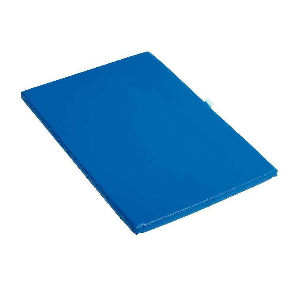 Matelas de change bleu 104x70x4 cm meubles langer - Quand changer de matelas ...
