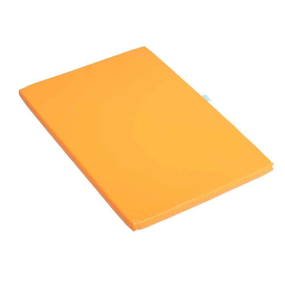 matelas de change orange 104x70x4 cm meubles langer accessoires sur planet eveil. Black Bedroom Furniture Sets. Home Design Ideas