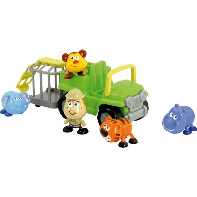 Baby Safary - Ma première jeep