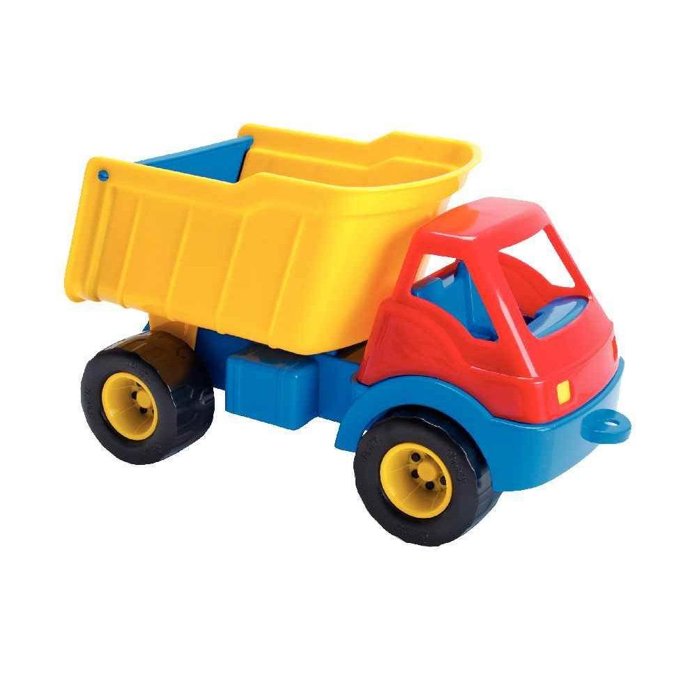 Camion benne en plastique