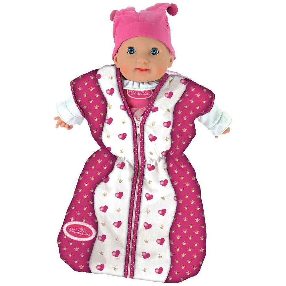 Turbulette sans manche pour poupée