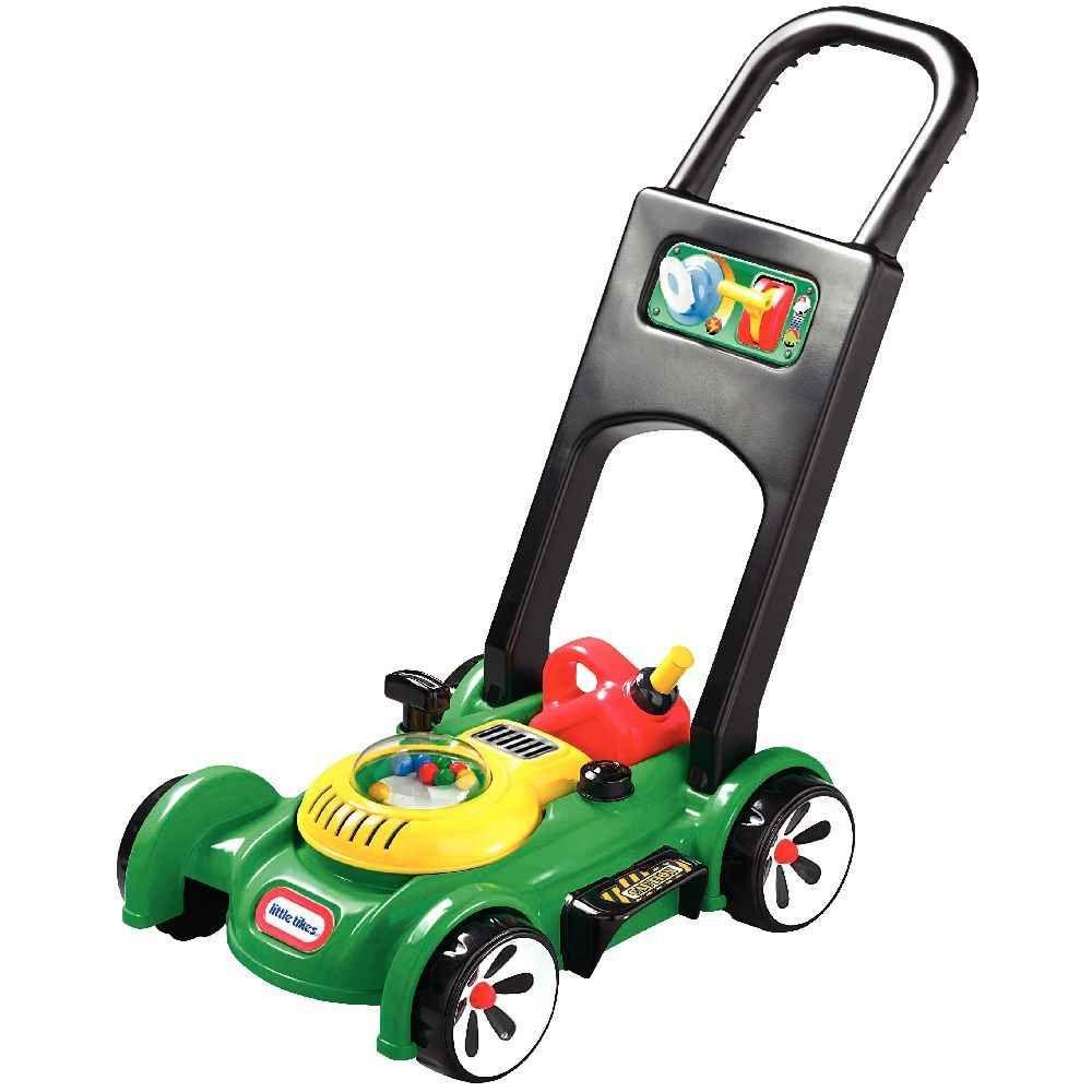 Tondeuse gazon pour enfant little tikes bricolage jardinage sur p - Jeux de tondeuse a gazon ...