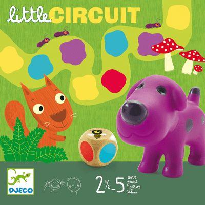 Jeu de société Djeco - Little Circuit