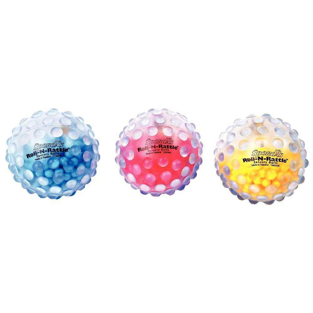 Balles grappe - Lot de 3